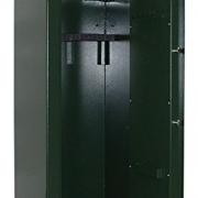 Profirst-Forest-8-Waffenschrank-Grn-mit-Elektronikschloss-0-1