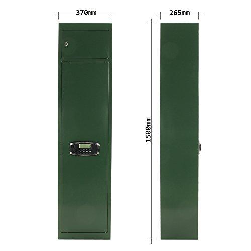 Profirst-Hunter-5-Waffenschrank-Elektronikschloss-Grn-0-1