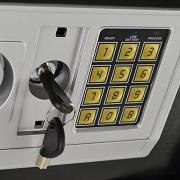 Profirst-Mbeltresor-Komet-2-Kleiner-Safe-Einbautresor-Hoteltresor-mit-Elektronikschloss-Schwarz-0-9