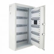 Profirst-Nestro-100-Schlsseltresor-mit-Elektronikschloss-100-Schlsselhaken-inkl-Befestigungsmaterial-mit-Schlsselanhnger-0-0