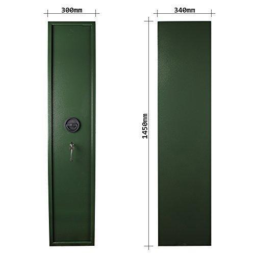 Profirst-Tree-5-Waffenschrank-mit-Doppelbart-Sicherheitsschloss-0-1