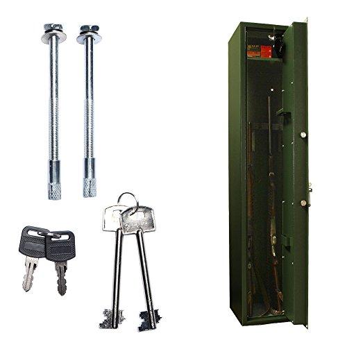 Profirst-Tree-5-Waffenschrank-mit-Doppelbart-Sicherheitsschloss-0-2
