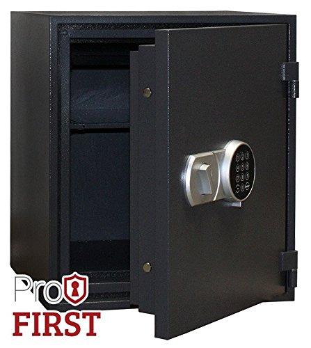 Profirst-Versal-Fire-55-Feuerschutztresor-ECB-S-FS60P-feuerfester-Dokumenschrank-Tresor-mit-Elektronikschloss-Zertifizierter-Mbeltresor-inkl-Verankerungsmaterial-0-1