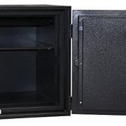 Profirst-Versal-Fire-55-Feuerschutztresor-ECB-S-FS60P-feuerfester-Dokumenschrank-Tresor-mit-Elektronikschloss-Zertifizierter-Mbeltresor-inkl-Verankerungsmaterial-0-2