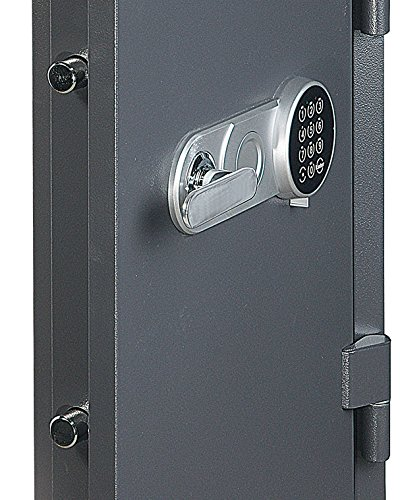 Profirst-Versal-Fire-65-Feuerschutztresor-ECB-S-FS60P-feuerfester-Dokumenschrank-Tresor-mit-Elektronikschloss-Zertifizierter-Mbeltresor-inkl-Verankerungsmaterial-0-2