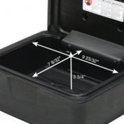 Rottner-Feuerschutzkassette-Sentry-0500–30-min-geprfter-Feuerschutz–Zylinderschloss–Sicherheitskassette–Dokumentenbox-0-0