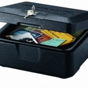Rottner-Feuerschutzkassette-Sentry-0500–30-min-geprfter-Feuerschutz–Zylinderschloss–Sicherheitskassette–Dokumentenbox-0-2