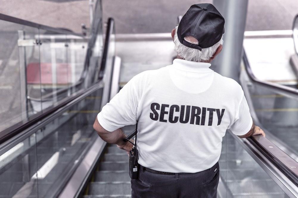 Security Sicherheitsdienst